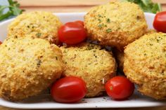 Falafel, Brewing, Muffin, Breakfast, Lunch Ideas, Food, Red Peppers, Morning Coffee, Essen