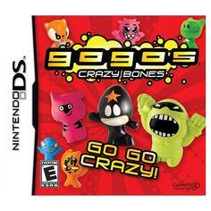 GoGo's Crazy Bones for Nintendo DS, Multicolor