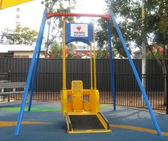 Liberty Wheelchair Swing