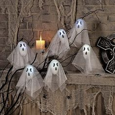 Spooky ghost decoration decoration halloween ghost halloween pictures happy halloween halloween decorations halloween ideas halloween costume ideas