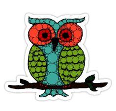 owl by Beth Thompson