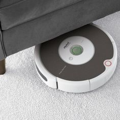 Roomba 545 Pet does the vacuuming for you. Using its patented three-stage cleaning system, Roomba removes dirt, pet hair and much more while automatically adjusting to clean carpets, hardwood, tile and linoleum floors as it moves through your home. Roomba features iRobot's iAdapt Responsive Cleaning Technology, an advanced system of software and sensors that allows the robot to vacuum more of your room more thoroughly.