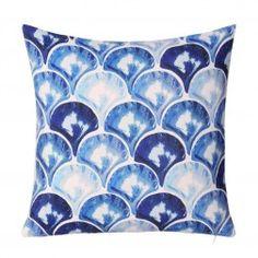 Cojines Decorativos Azules Charmoy III, juego de 2 unidades http://www.nuryba.com/textiles/cojines-decorativos
