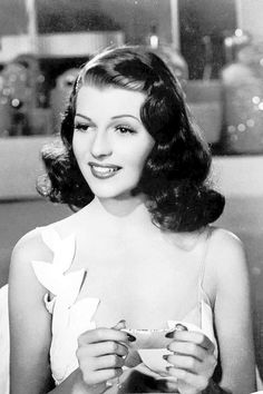 """As """"Sheila Winthrop"""" in """"You'll Never Get Rich"""", 1941"""