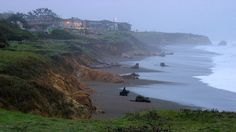 Cambria California was a nice getaway family vacation when I was growing up.  My husband and I also visited there when we traveled the California coast on our honeymoon.  Love it here!