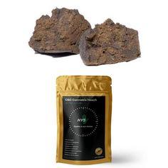 Hier findest du das aromatische Black Afghan Pollinat Hasch CBD | Klicken