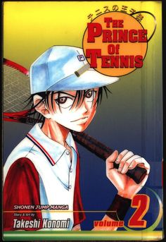 PRINCE of TENNIS #2 Takeshi Konomi, Viz Communications, Shonen Jump Sports Manga Comics Collection,Ryoma,