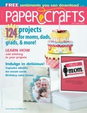 Paper Crafts May/June 2009