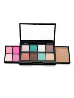 Limited-Edition Bombshell Bronze Mini-Makeup Palette VS Makeup