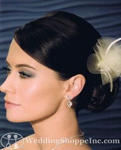 Bel Aire Bridal Headpiece 1981