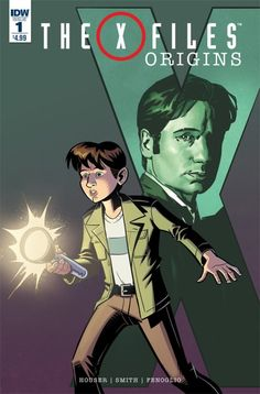 Preview of The X-Files: Origins #1