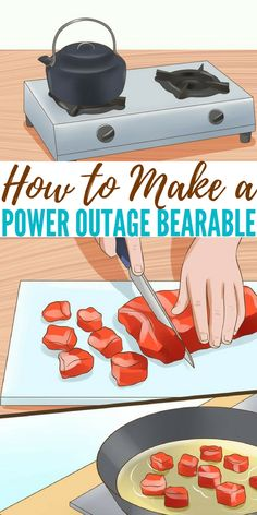 How to Make a Power Outage Bearable — Power outages are actually a common occurrence, especially if Camping Survival, Survival Prepping, Survival Skills, Survival Equipment, Hurricane Preparedness, Disaster Preparedness, Power Outage Kit, Doomsday Prepping, Emergency Preparation