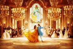 2017 live action beauty and the beast Deco Disney, Arte Disney, Disney Fan Art, Disney Magic, Lava Disney, Beauty And The Beast Art, Beauty And The Best, Beauty Beast, Disney Dream