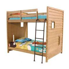 El Dorado Furniture : SpongeBob Surf Club Bunk Bed Bunk Beds, Dorm Room,  Industrial