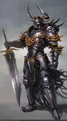 Cobalt Knight Armor
