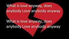 What is Love - Howard Jones Lyrics