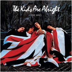 The Who - The Kids Are Alright. 1979 double LP.