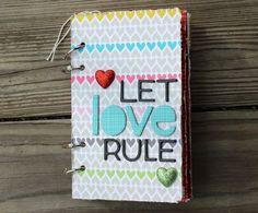 """""""Let Love Rule"""" mini album, by Wendy Morris."""