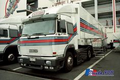 Martini Racing, Iveco, Photo Forum, Motorhome, Transportation, Trucks, Star, Vehicles, Sports