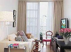 Resultado de imagem para salas pequenas e simples