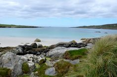 Connemara beach