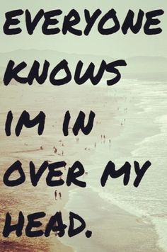 Over My Head  #TheFray
