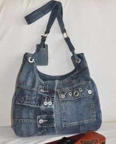 Denim bag                                                                                                                                                      More