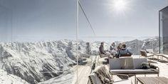 ice Q - Fine dining restaurant at 3,048 m altitude