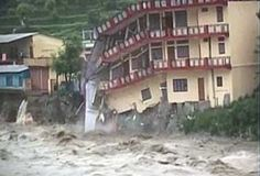 100 houses collapse; 8 dead, 50 missing as rain batters Uttarakhand