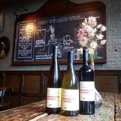Stop by the Brooklyn Winery wine bar in Williamsburg for dinner, drinks, wine tours, & more!