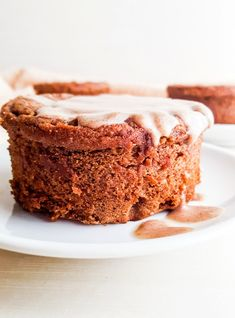 Sticky Tahini Date Cakes - Ghina's Bakings Date Cake, Seed Butter, Cake Ingredients, Calorie Diet, Tahini, Mini Cakes, Serving Size, Baking Soda, Banana Bread