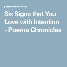 To love well takes intention and maturity. These six signs will help you shore up any areas in which love might be taking a back seat. Insight, Encouragement, Marriage, Love, Signs, Valentines Day Weddings, Amor, Shop Signs, Weddings