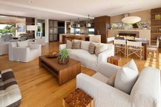 Living And Dining Design Ideas, Pictures, Remodel and Decor