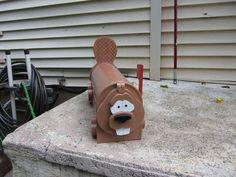 Handmade Custom Wooden Functional Beaver by tomscraftcastle, $55.00