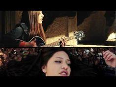 うー!いい感じの女性カバー。ただのアコースティックではない! Jamiroquai - Virtual Insanity (cover by Martina Blazeska) HD - YouTube