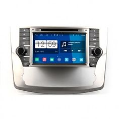 Autoradio Android TOYOTA Avalon Poste DVD GPS Android 4.4.4 USB Bluetooth écran tactile Mirrorlink AirPlay 4G IPOD Iphone TV