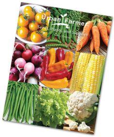 10 Free Vegetable Garden Catalogs  Gardening