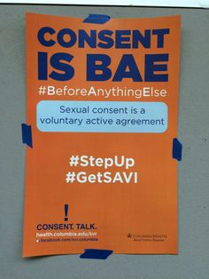 Columbia Students Are Already Mocking School's New 'Consent Is Bae' Campaign