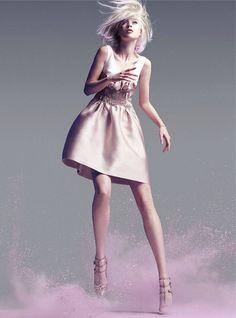 Olivka Chrobot By Troyt Coburn For Marie Claire Australia June 2012