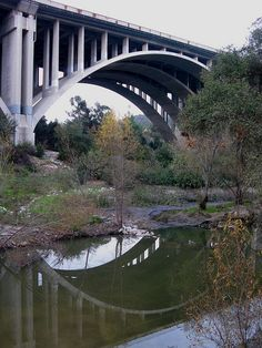 Arroyo Seco in Pasadena