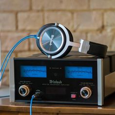 I was always big fan of McIntosh #mcintosh #audio #audiophile