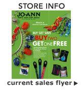 Joann Fabric & Craft Supplies