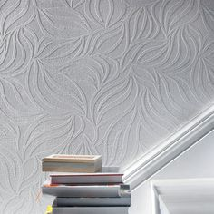 Graham & Brown - Eden Paintable Wallpaper