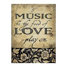 music decor | Love and Music Wall Decor