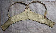 1804 Chest Short in taffeta silk