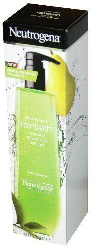 $16.99 at Costco. Its giant. Leaves skin AMAZING.  Neutrogena Rainbath 40 fl oz Renewing Shower and Bath Gel - Pear  Green Tea Fragrance
