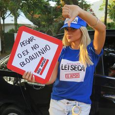 Dupla Carioca: DIY lei seca