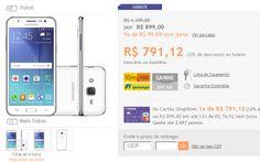 Samsung Galaxy J5 Duos Dual Chip Android 5.1 Tela 5'' 16GB 4G Wi-Fi Câmera 13MP << R$ 79112 >>