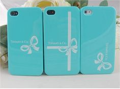 Plain Tiffany iPhone case  Tiffany iPhone 5 case by bitsbybets, $8.99
