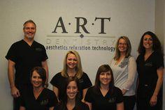 ART Dentistry Charlotte, NC staff